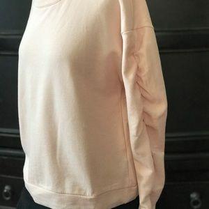 Mossimo Scrunch Sleeve Sweatshirt